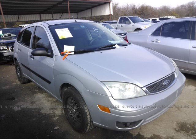 Inventory #176918717 2007 FORD FOCUS