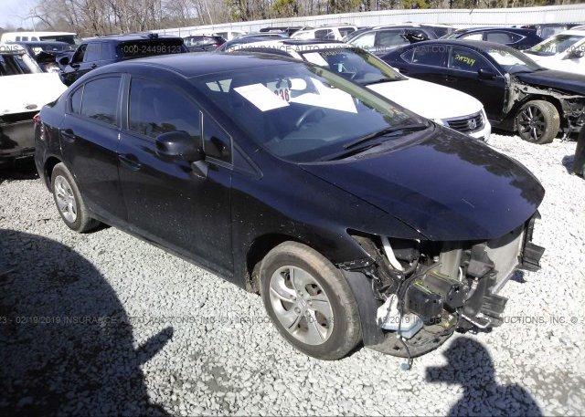 Inventory #496963812 2013 Honda CIVIC