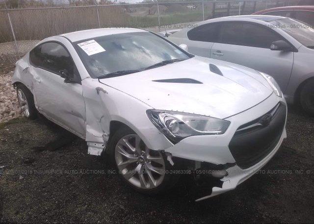 Inventory #876964126 2013 Hyundai GENESIS COUPE