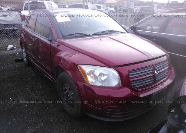 Inventory #410332084 2007 Dodge CALIBER
