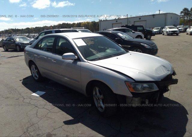 Inventory #466426928 2007 Hyundai SONATA