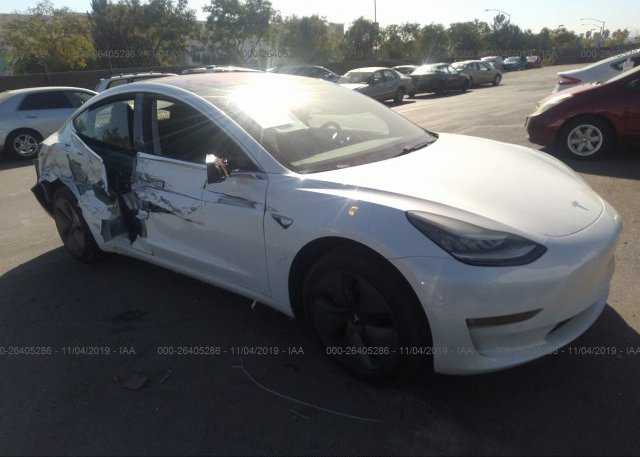 Inventory #625939190 2018 Tesla MODEL 3