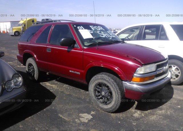 Inventory #269498645 2001 Chevrolet BLAZER