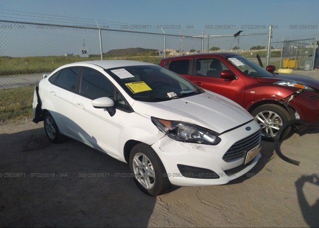 Inventory #795412653 2018 FORD FIESTA