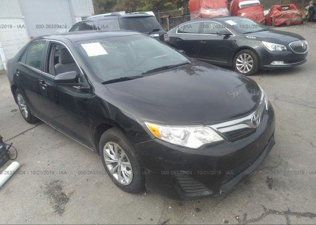Inventory #841726831 2012 Toyota CAMRY