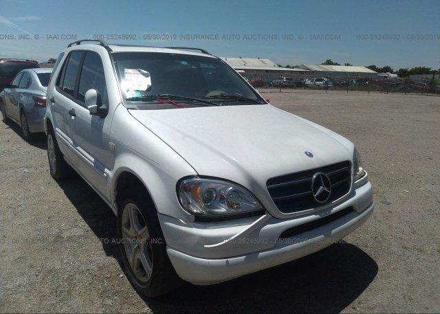 Inventory #433979349 2000 Mercedes-benz ML