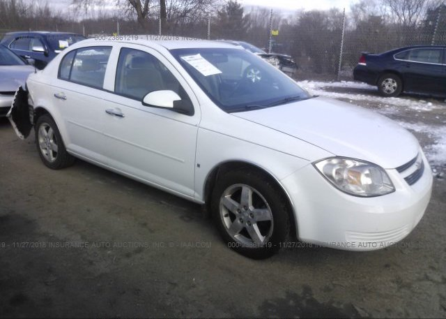 Inventory #898859437 2009 Chevrolet COBALT