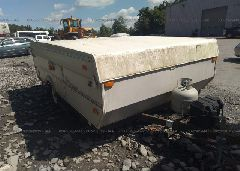 Salvage Damaged RVs for Sale | Buy Online Salvage RVs at
