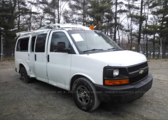 Inventory #379947021 2005 Chevrolet EXPRESS G1500