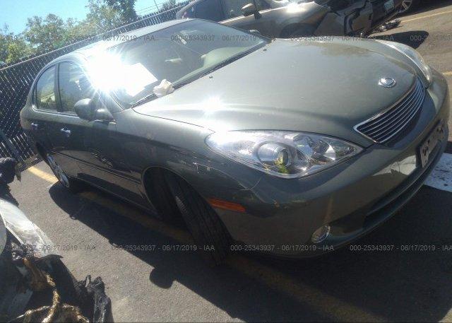 Inventory #774419067 2005 Lexus ES
