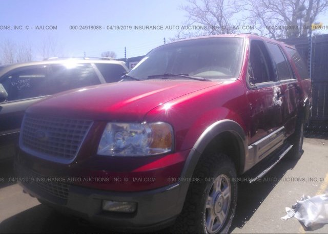 Inventory #635814987 2003 FORD EXPEDITION