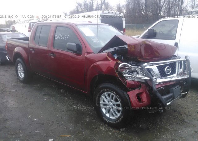 Inventory #805521965 2016 Nissan FRONTIER