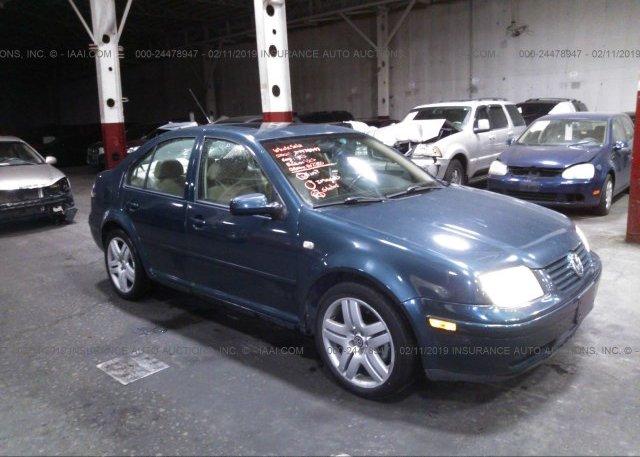 Inventory #105922433 2001 Volkswagen JETTA