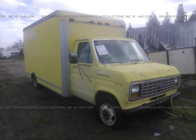 Inventory #980280265 1986 FORD ECONOLINE
