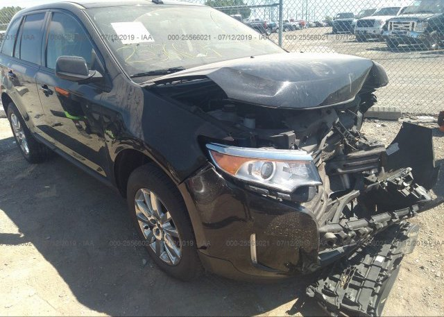 Inventory #100012424 2012 FORD EDGE