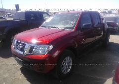 2017 Nissan FRONTIER - 1N6AD0ER4HN709932 Right View