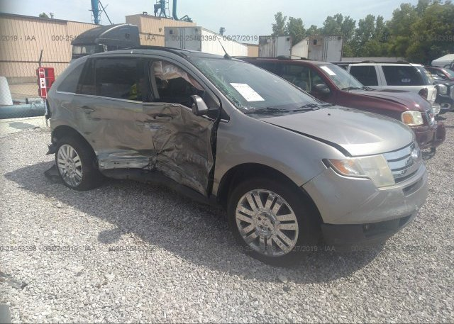 Inventory #583693470 2008 FORD EDGE