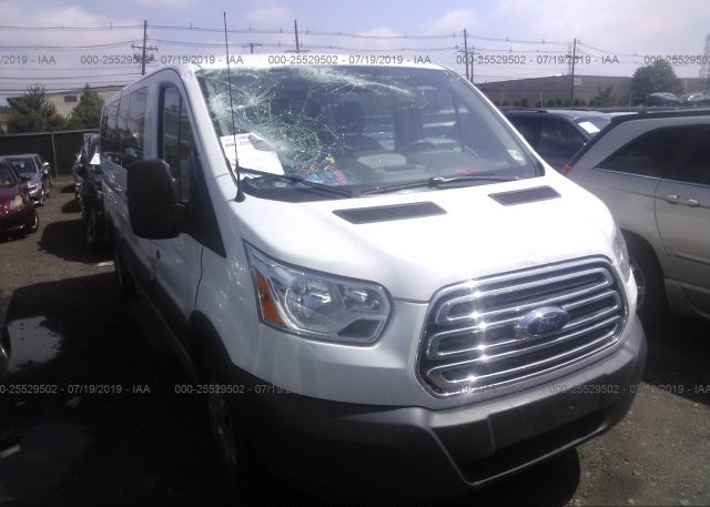 Inventory #857533925 2016 FORD TRANSIT