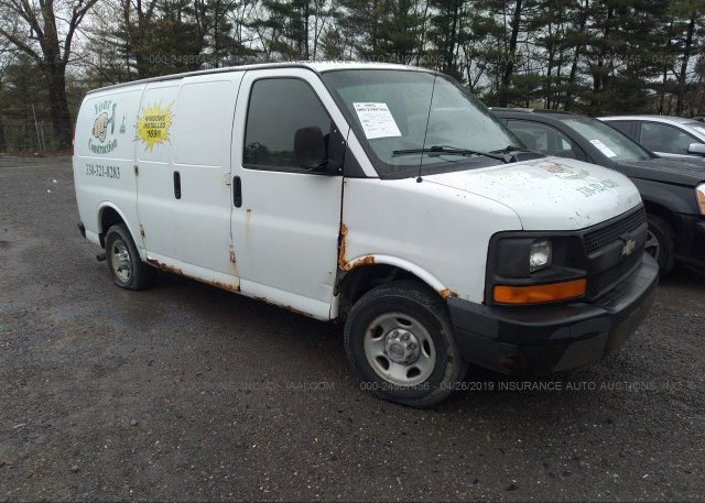 Inventory #927584380 2003 Chevrolet EXPRESS G2500