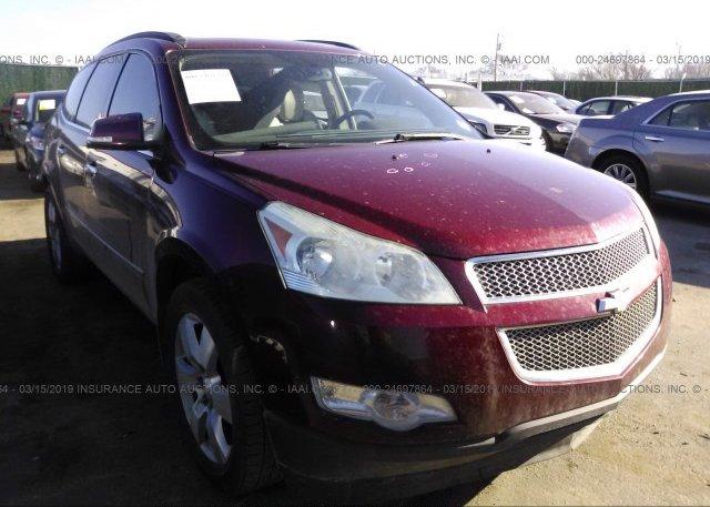 Inventory #554662314 2011 Chevrolet TRAVERSE