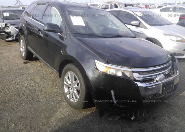 Inventory #751049143 2012 FORD EDGE