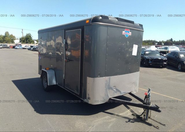 Inventory #902830985 2012 INTERSTATE WEST CORP UTILITY