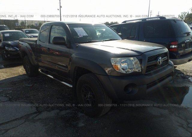 Inventory #879544555 2011 Toyota TACOMA