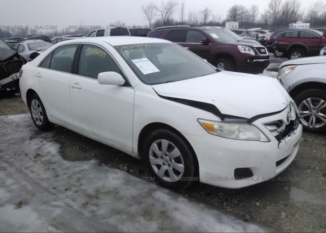 Inventory #628352419 2010 Toyota CAMRY