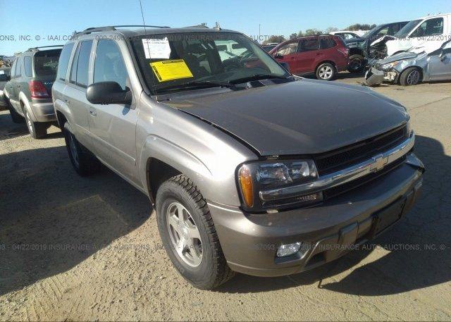 Inventory #441499546 2006 Chevrolet TRAILBLAZER