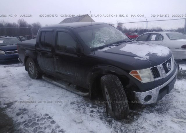 Inventory #608346516 2007 Nissan FRONTIER