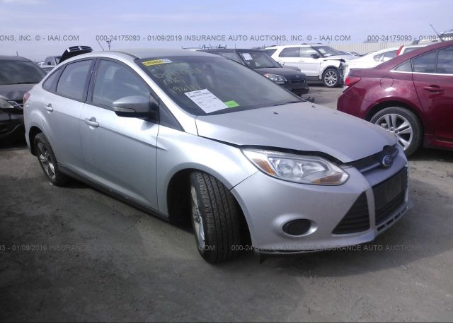 Inventory #663326462 2014 FORD FOCUS
