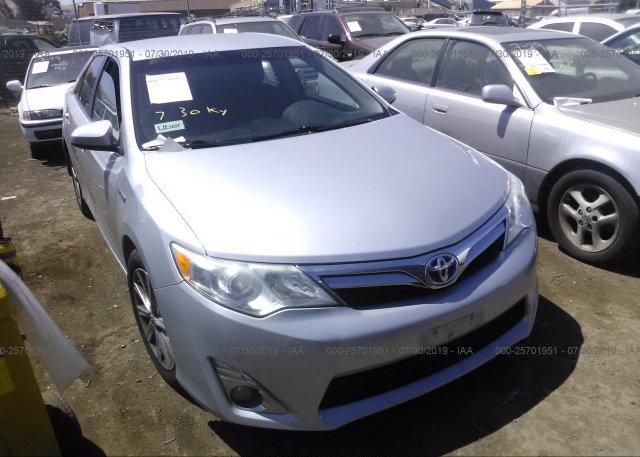 Inventory #103956421 2012 Toyota CAMRY