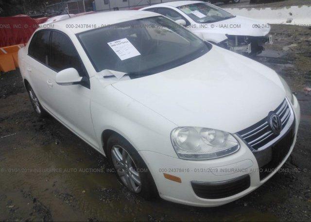 Inventory #521145225 2007 Volkswagen JETTA