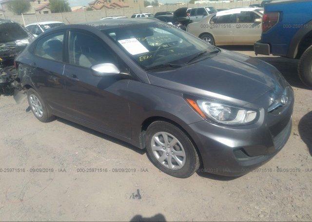 Inventory #612349805 2014 Hyundai ACCENT