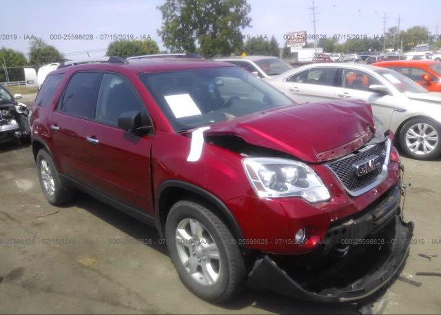 Inventory #195507083 2012 GMC ACADIA