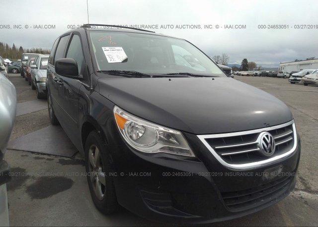Inventory #129368151 2009 Volkswagen ROUTAN