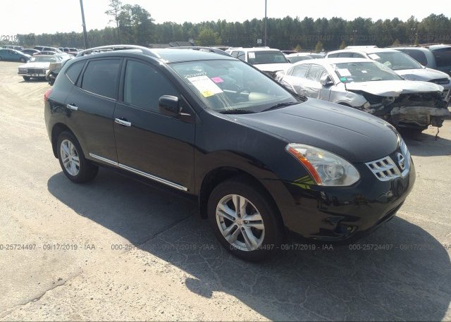 Inventory #593086450 2013 Nissan ROGUE