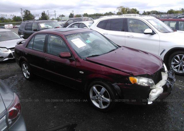 Inventory #372968110 2003 Mazda PROTEGE