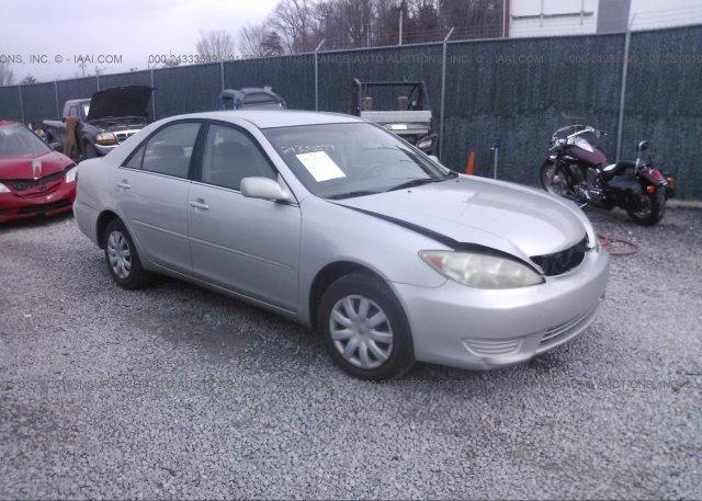 Inventory #888612595 2005 Toyota CAMRY