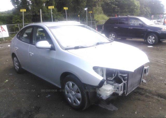 Inventory #584868212 2007 Hyundai ELANTRA