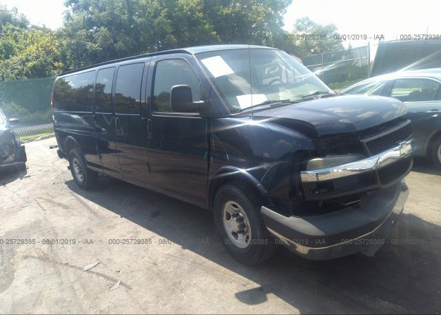Inventory #275789642 2008 Chevrolet EXPRESS G3500