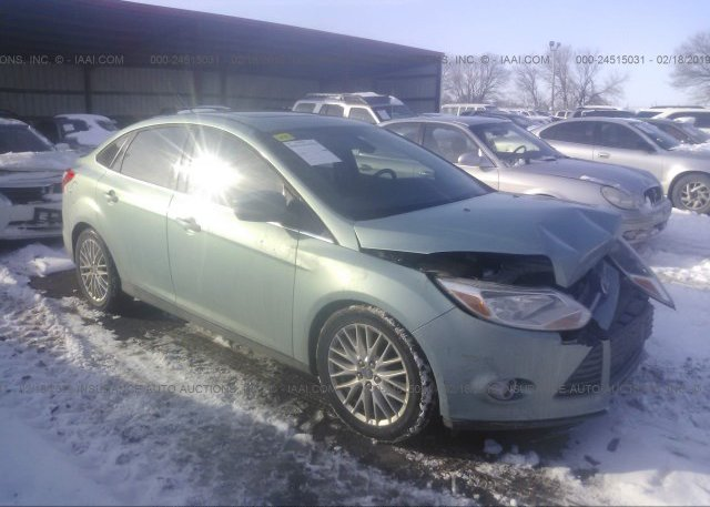 Inventory #153993484 2012 FORD FOCUS