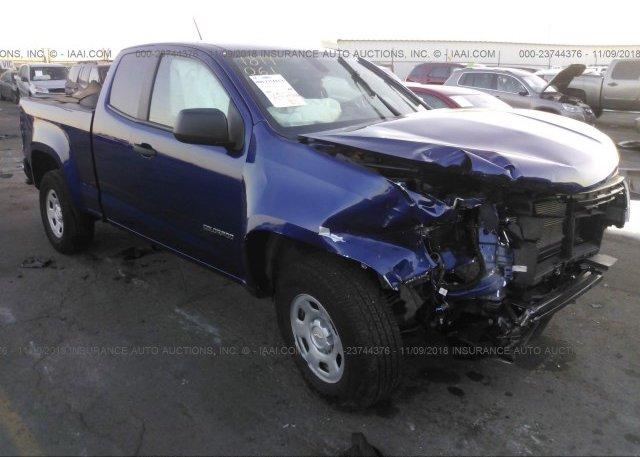 Inventory #295113955 2016 Chevrolet COLORADO