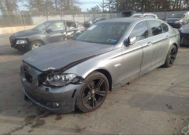 из сша 2012 BMW 5 SERIES WBAXH5C59CDW10341