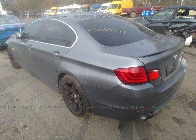 купить 2012 BMW 5 SERIES WBAXH5C59CDW10341