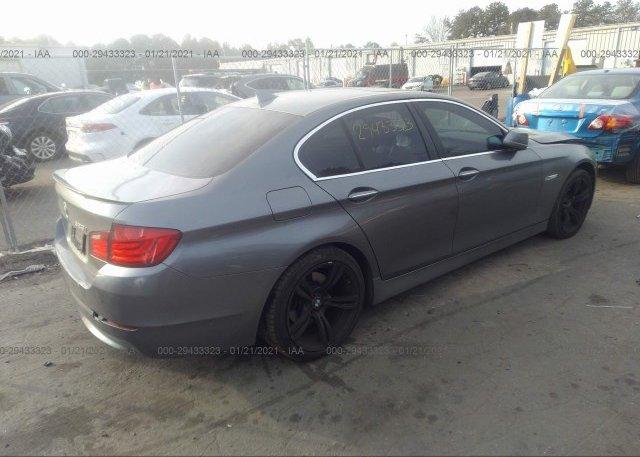 цена в сша 2012 BMW 5 SERIES WBAXH5C59CDW10341