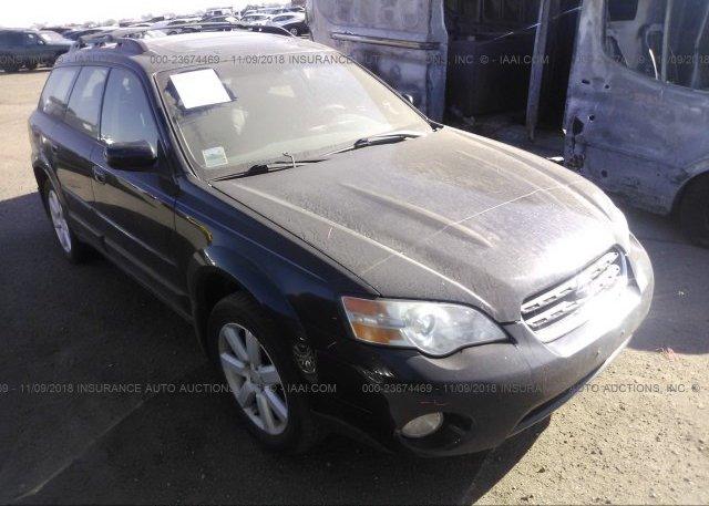 Inventory #697240215 2006 Subaru LEGACY