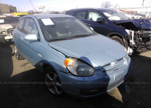 Inventory #219067954 2008 HYUNDAI ACCENT