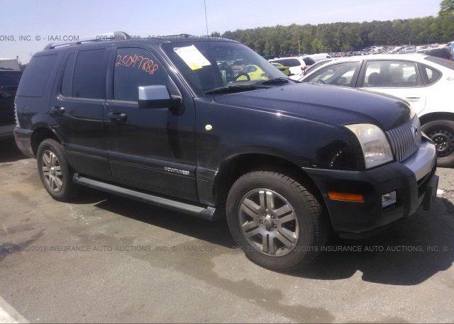 Inventory #606086264 2008 Mercury MOUNTAINEER