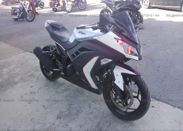 Inventory #911256237 2013 Kawasaki EX300